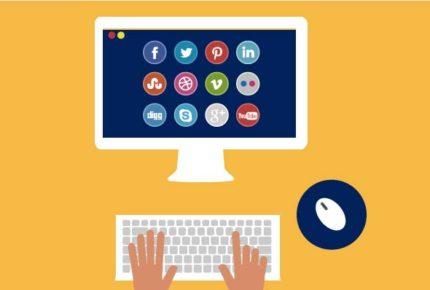Infográfico – Redes Sociais para Recrutamento